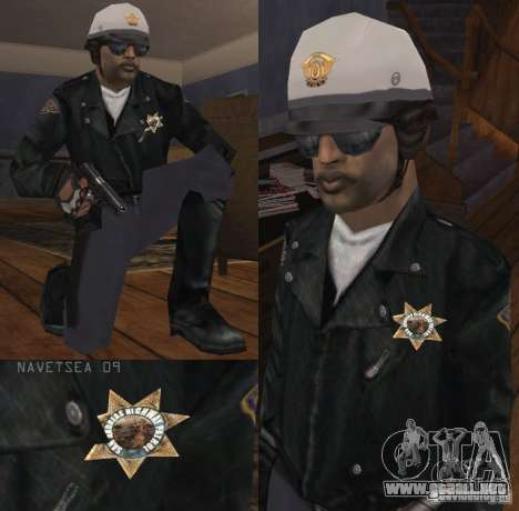 Caracteres Reteksturizaciâ para GTA San Andreas séptima pantalla