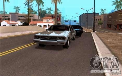 ENBSeries by HunterBoobs v1 para GTA San Andreas