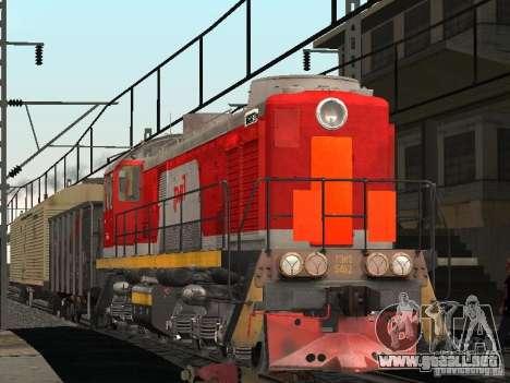 Final de ferrocarril mod IV para GTA San Andreas tercera pantalla