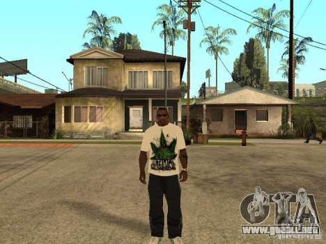 Mike Svoboda para GTA San Andreas