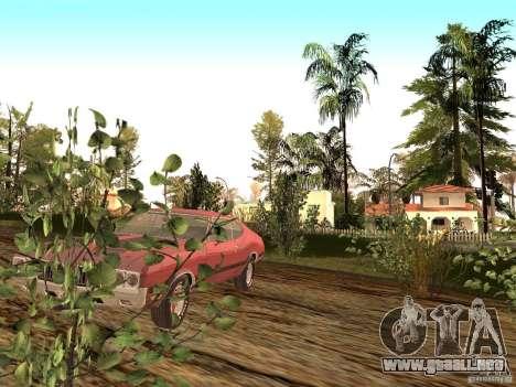 GTA SA 4ever Beta para GTA San Andreas quinta pantalla
