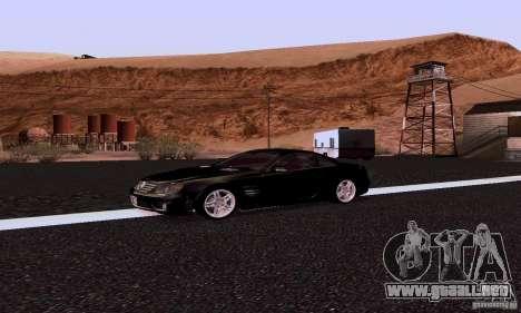 Mercedes-Benz SL65 para GTA San Andreas left