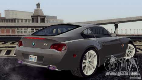 SA_gline para GTA San Andreas octavo de pantalla