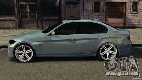 BMW 330i E92 para GTA 4 left