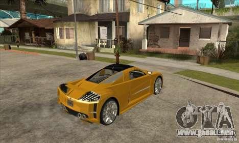 Chrysler ME Four-Twelve Concept para la visión correcta GTA San Andreas