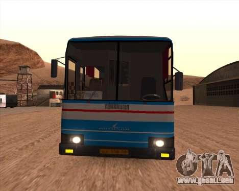 Autosan H10-11B Orenburg para GTA San Andreas left