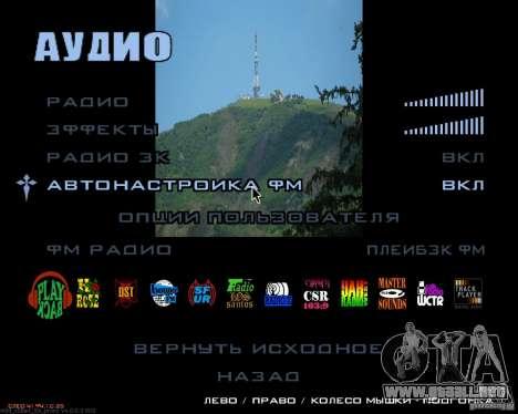 Pantallas de carga Pyatigorsk para GTA San Andreas sexta pantalla