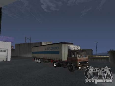 5551 MAZ koljós para vista inferior GTA San Andreas