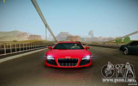 ENBSeries by muSHa v5.0 para GTA San Andreas novena de pantalla