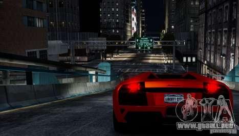 ENB Rage of Reality v 4.0 para GTA 4 novena de pantalla
