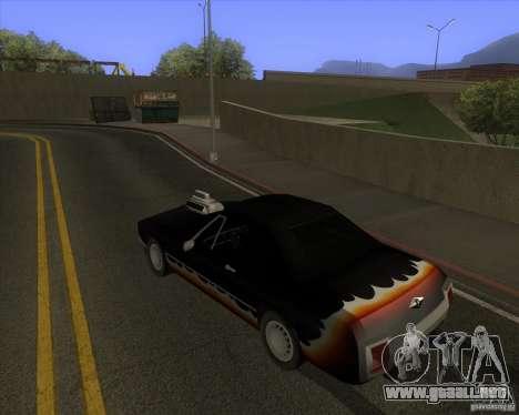 HD Diablo para la visión correcta GTA San Andreas