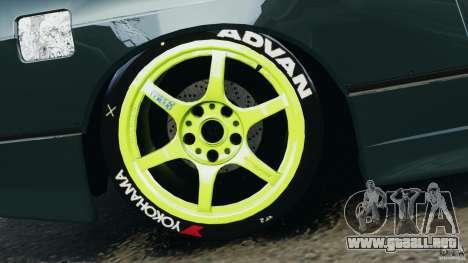 Nissan 240SX JDM para GTA motor 4