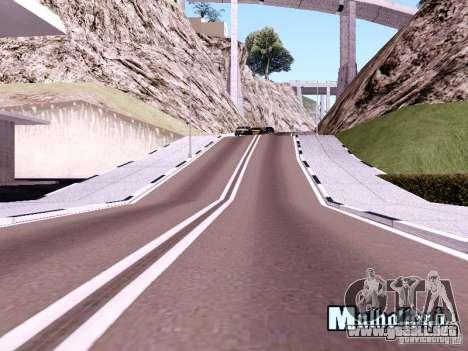 New Roads para GTA San Andreas sexta pantalla
