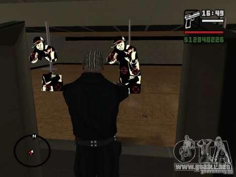 El nuevo objetivo para GTA San Andreas segunda pantalla