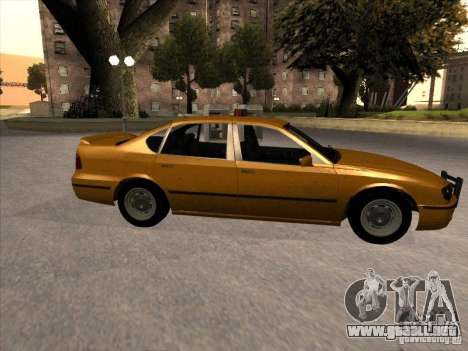 Taxi de GTA IV para GTA San Andreas left
