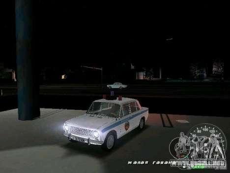 VAZ 2101 policía para GTA Vice City