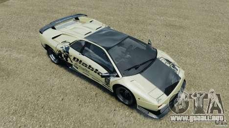 Lamborghini Diablo SV 1997 v4.0 [EPM] para GTA motor 4