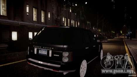 Realistic ENBSeries V1.2 para GTA 4 novena de pantalla