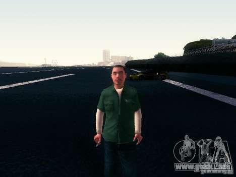 Race Ped Pack para GTA San Andreas tercera pantalla