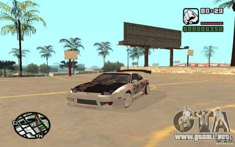 Nissan 150SX para GTA San Andreas