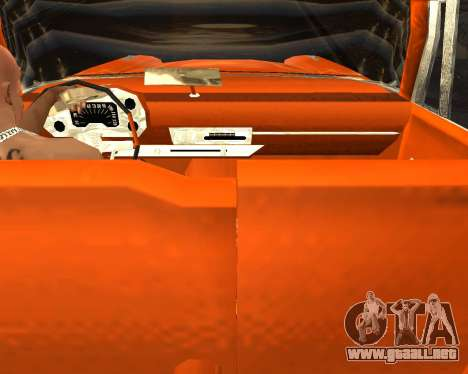 Plymouth Belvedere para la visión correcta GTA San Andreas