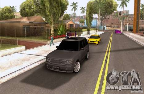 ENBSeries by HunterBoobs v2.0 para GTA San Andreas séptima pantalla