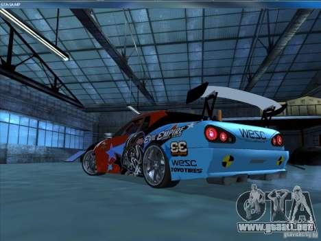 Vinilo EvilEmpire para GTA San Andreas vista posterior izquierda
