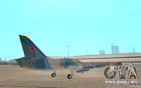 L-39 Albatross para la visión correcta GTA San Andreas