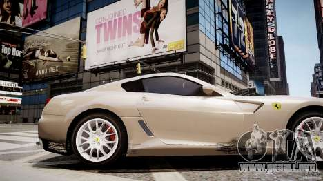 Realistic ENBSeries By batter para GTA 4 sexto de pantalla