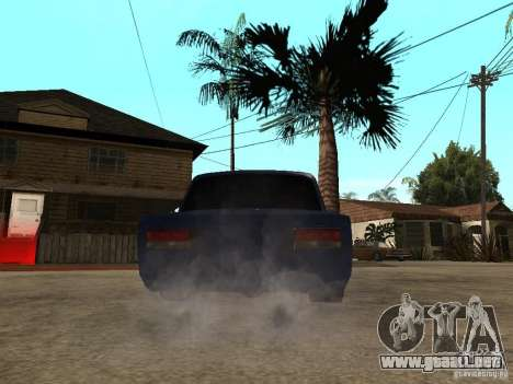 VAZ 2106 Coupe para GTA San Andreas left