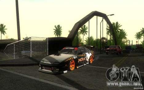 Nissan Silvia RPS13 Noxx para GTA San Andreas