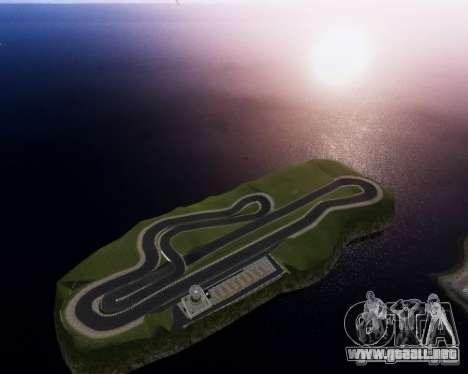 CEA Speedway IV para GTA 4 tercera pantalla