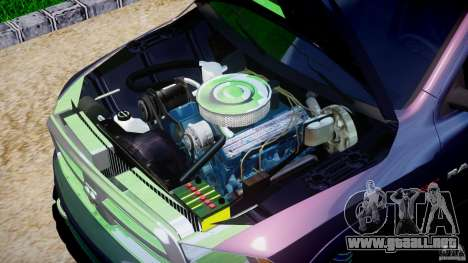Dodge Ram 3500 2010 Monster Bigfut para GTA 4 visión correcta
