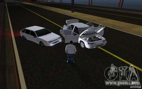 Remote lock car v3.6 para GTA San Andreas tercera pantalla