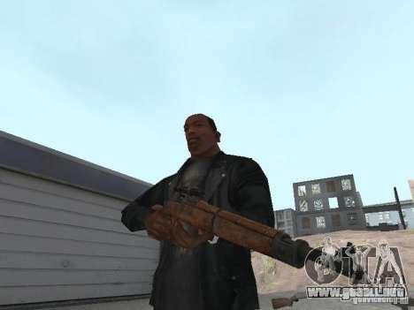Springfield M1903 para GTA San Andreas tercera pantalla