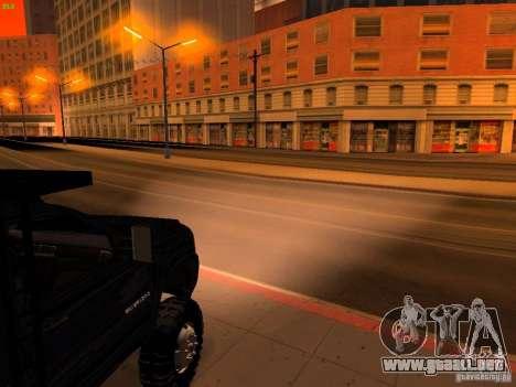 Chevrolet Silverado HD 3500 2012 para el motor de GTA San Andreas