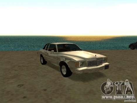 GFX Mod para GTA San Andreas tercera pantalla