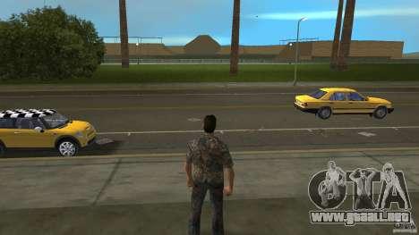 Bundeswehr Skin para GTA Vice City segunda pantalla