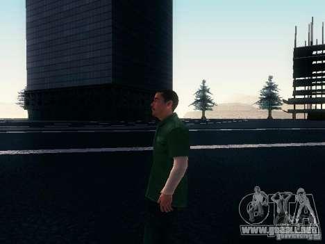 Race Ped Pack para GTA San Andreas quinta pantalla