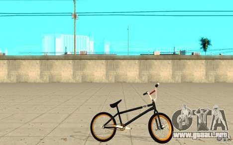 REAL Street BMX para GTA San Andreas left