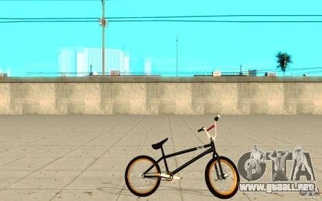 REAL Street BMX para GTA San Andreas left