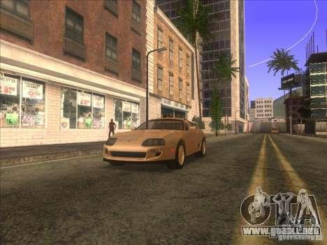 0,075 ENBSeries para PC débil para GTA San Andreas