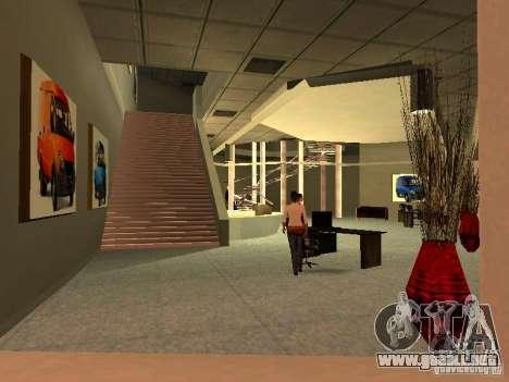 Gaz para GTA San Andreas tercera pantalla