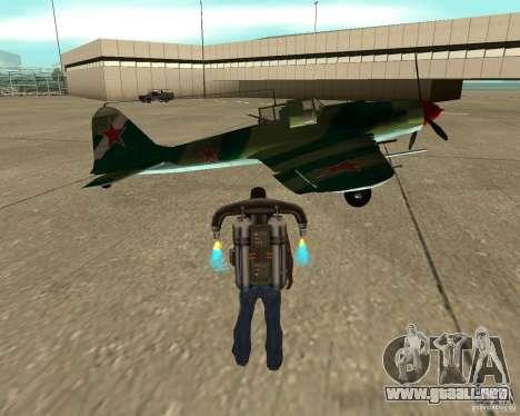 Il-2 m para la visión correcta GTA San Andreas