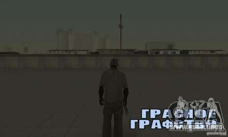 Sohranâjsâ donde quieras para GTA San Andreas sucesivamente de pantalla