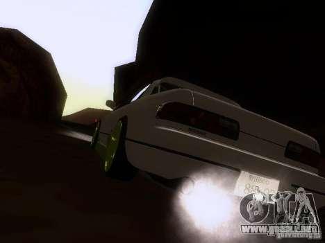 Nissan Silvia S13 Drift Style para GTA San Andreas left