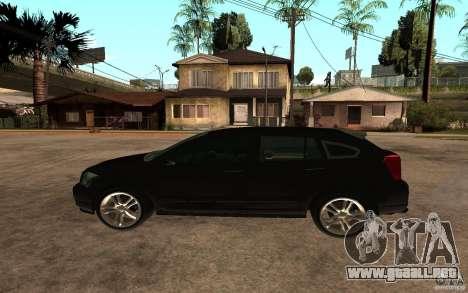 Dodge Caliber para GTA San Andreas left