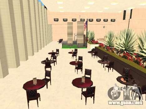 World Trade Center para GTA San Andreas octavo de pantalla