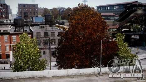 Realistic trees 1.2 para GTA 4 tercera pantalla