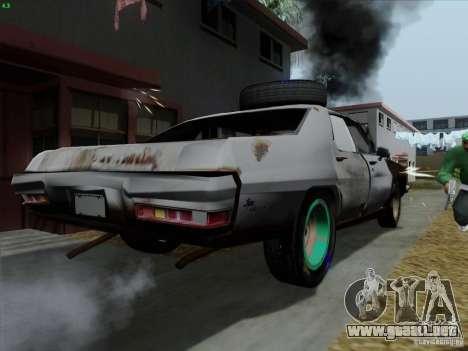 BETOASS car para la visión correcta GTA San Andreas